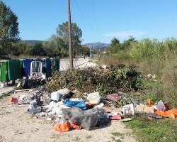 Πέραμα- σκουπίδια2